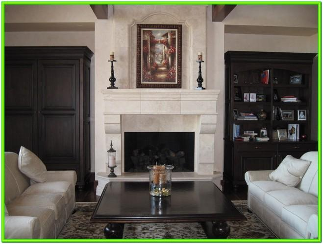 formal living room ideas with fireplace