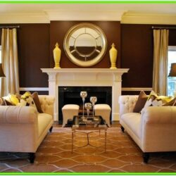 Formal Living Room Interior Design Ideas