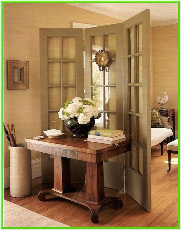 Foyer Living Room Divider Ideas