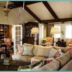 French Country Cottage Living Room Ideas