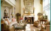 French Country Side Living Room Ideas