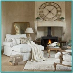 French Style Living Room Decorating Ideas