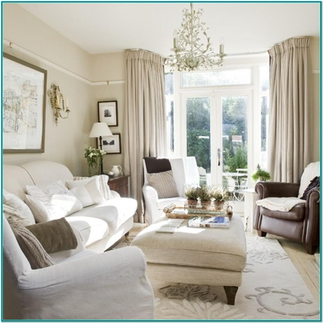French Themed Living Room Ideas