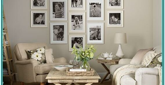 Front Living Room Wall Ideas