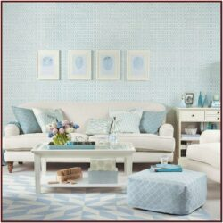 Grey And Duck Egg Blue Living Room Ideas
