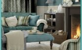 Grey Warm And Cozy Living Room Ideas