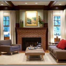 Living Room Bungalow Interior Design Ideas