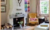 Living Room Chimney Breast Ideas