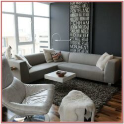 Living Room Design Ideas Grey Walls
