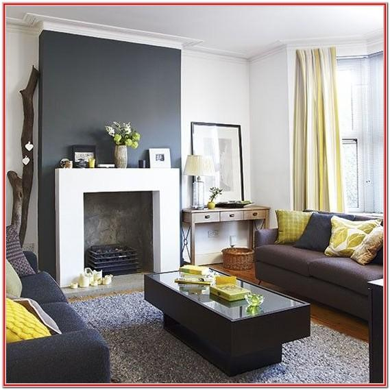 Living Room Design Ideas No Fireplace