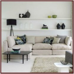 Living Room Display Shelves Ideas