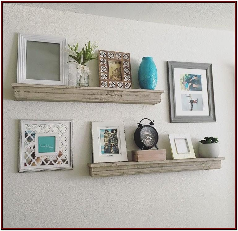 Living Room Diy Wall Shelf Ideas