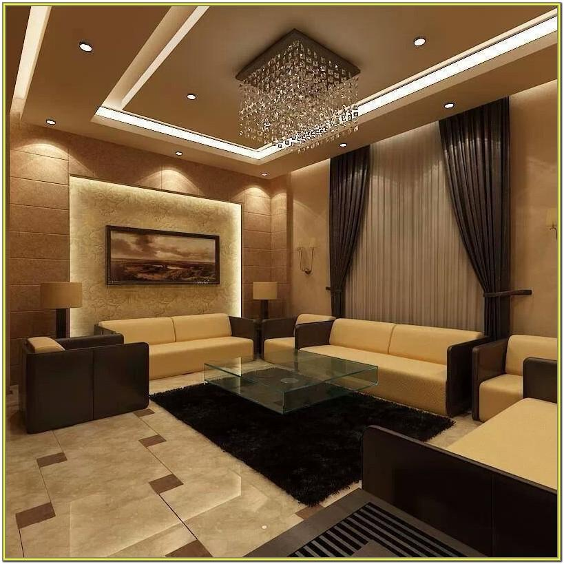 Living Room False Ceiling Colour Ideas