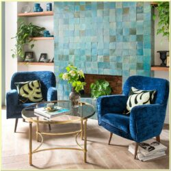 Living Room Feature Wall Ideas 2019