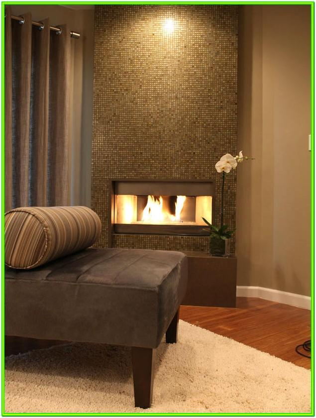 Living Room Fireplace Wall Ideas