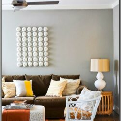 Living Room Ideas Brown Sofa Color Walls
