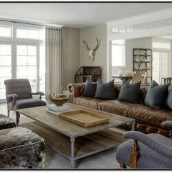 Living Room Ideas With Brown And Black Furniture