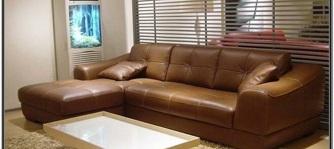 Living Room Ideas With Dark Brown Leather Couches