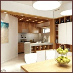 Modern Dining And Living Room Divider Ideas