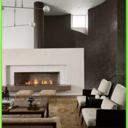 Modern Fireplace Living Room Ideas