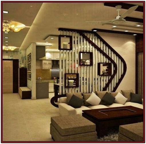 Modern Living Room Divider Design Ideas