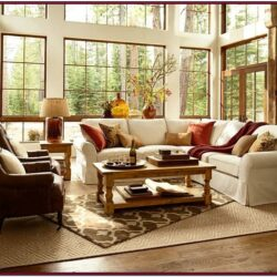 Pottery Barn Style Living Room Ideas