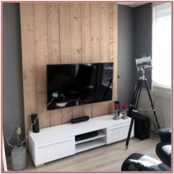 Simple Wall Design Ideas For Living Room