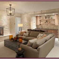 Small Basement Living Room Ideas