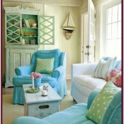 Small Beach House Living Room Ideas