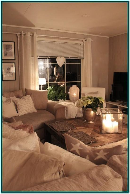 Warm And Cozy Small Living Room Ideas