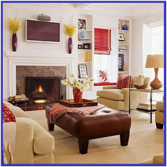 Awkward Irregular Shaped Living Room Ideas