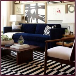 Blue Sofas Living Room Ideas
