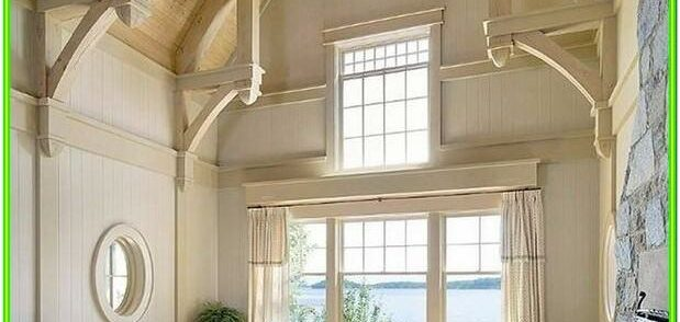 Cathedral Ceiling Living Room Paint Ideas