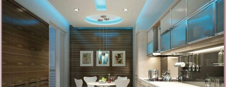 Ceiling Lights Led Strip Lighting Ideas For Living Room
