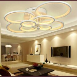 Ceiling Living Room Lighting Ideas