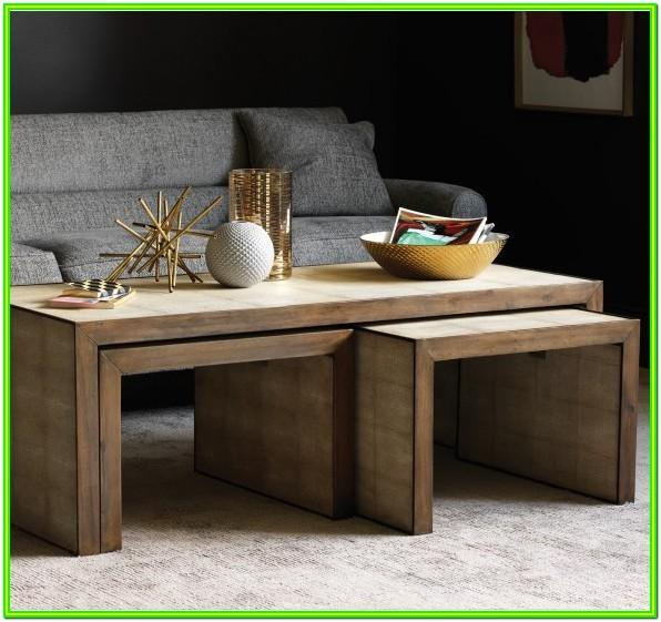 Center Table Ideas For Small Living Room