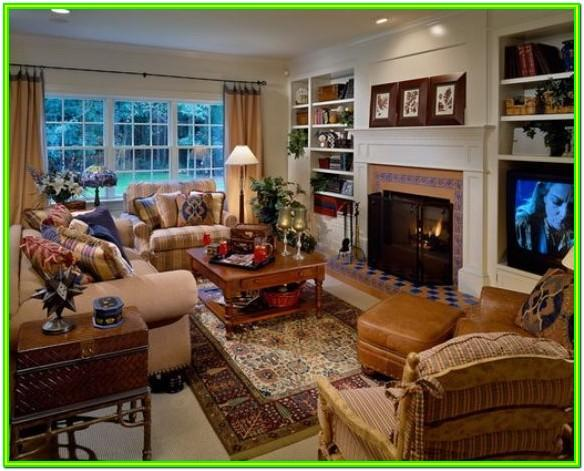 Classic Formal Living Room Ideas