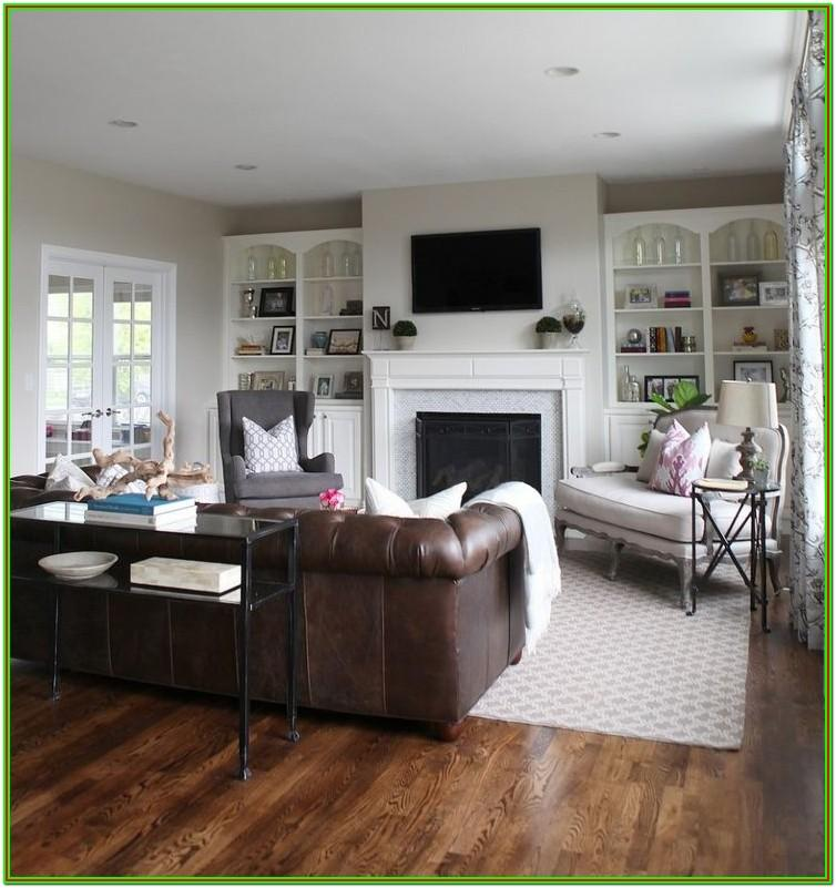 Computer In Living Room Ideas