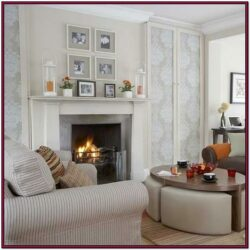 Decorating Ideas For Small Living Room With Fireplace