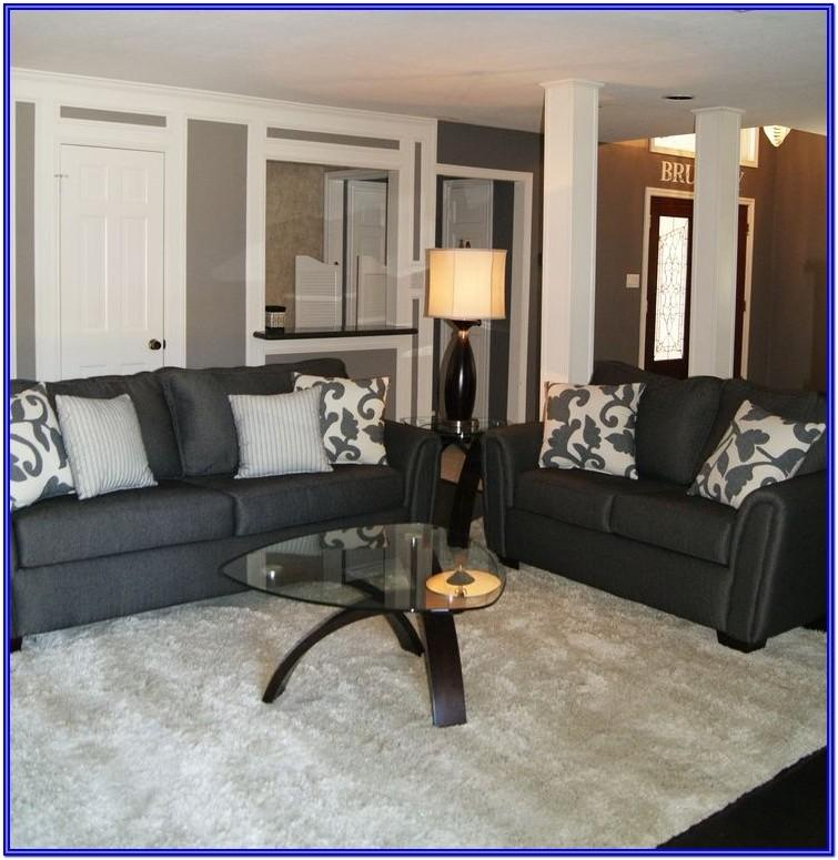 Grey And Ivory Living Room Ideas