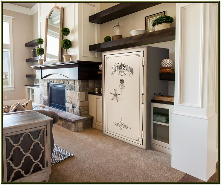 Gun Safe Living Room Ideas