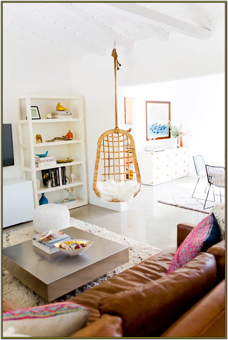 Hanging Chair Living Room Ideas