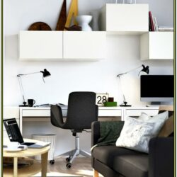 Home Office Living Room Design Ideas