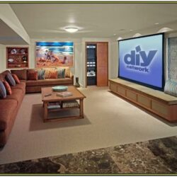 Home Theater Ideas For Living Room