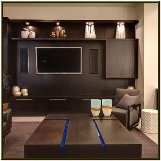 Homemade Entertainment Centers For Living Room Ideas