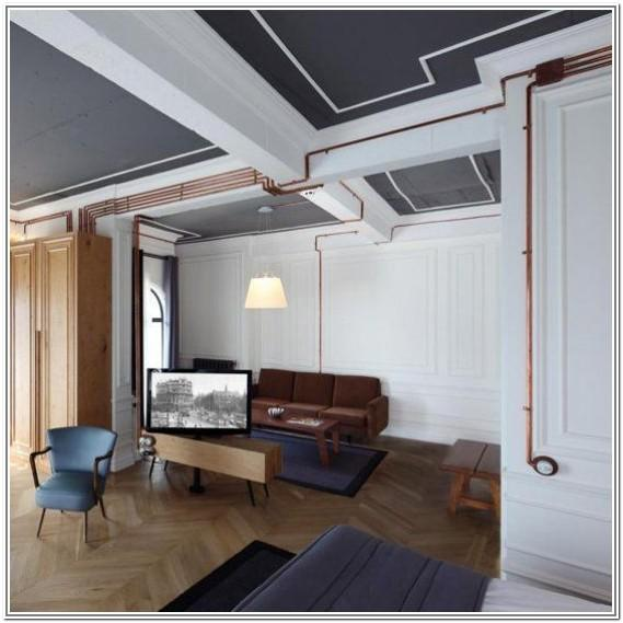 Ideas To Hide Wires In Living Room