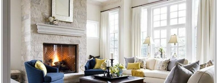 Ideas Warm Or Cool White Living Room