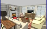 Interactive Living Room Design Ideas