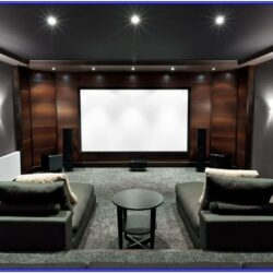 Interesting Living Room Ideas For Home Theater