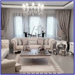 Interior Design For Living Room Curtains Ideas